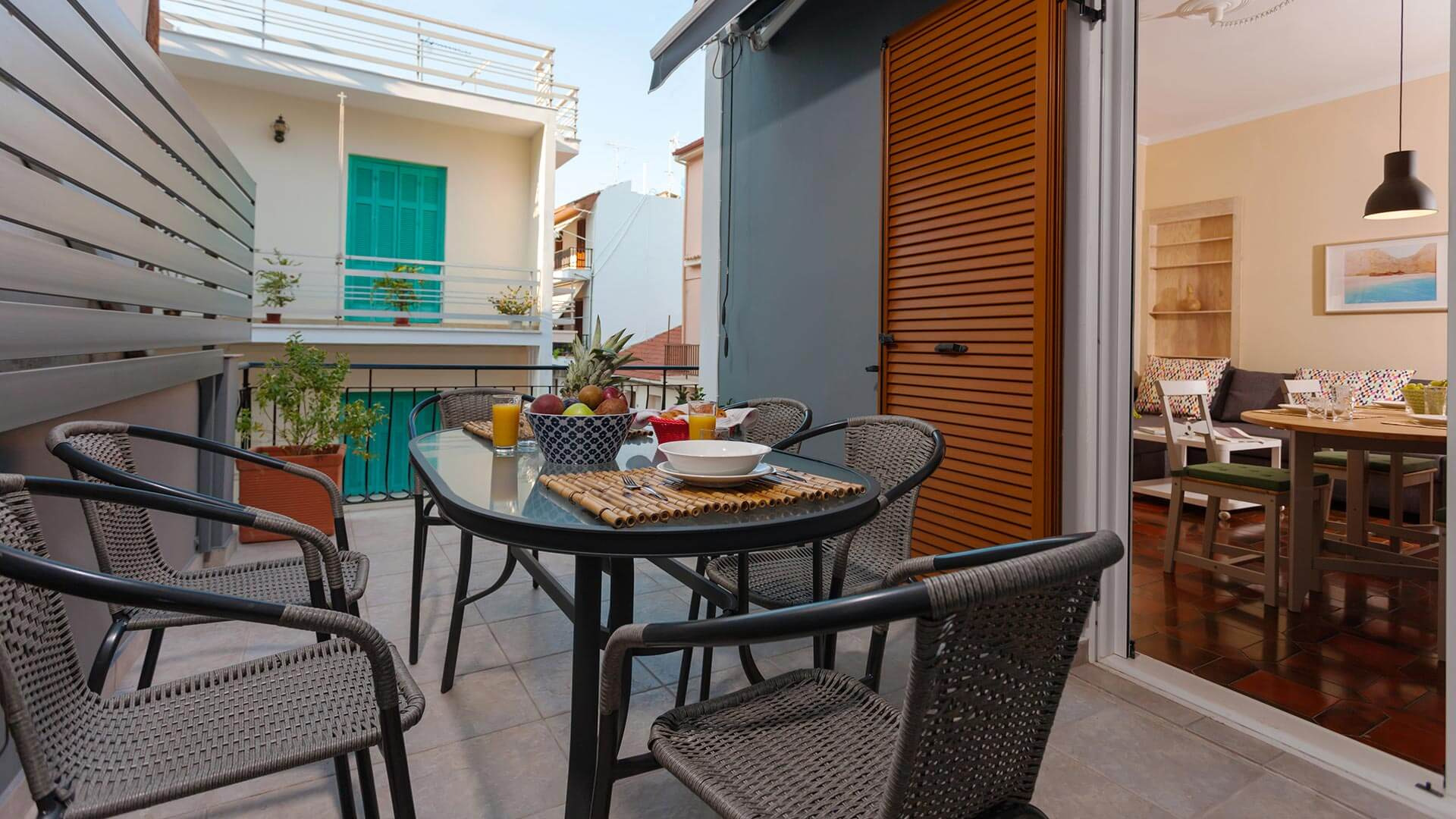 Metropolis Apartment Zante Town Zakynthos Greece